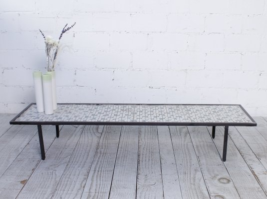 Vintage Flower Stand / side table, 1960s