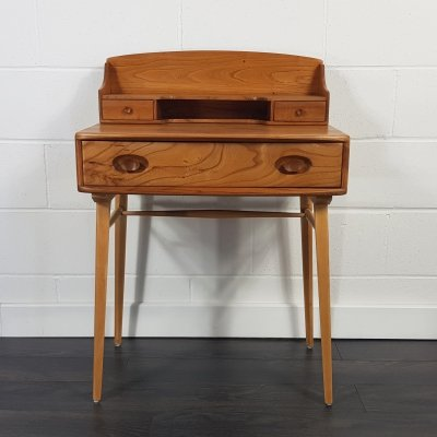 Ercol Writing Desk or Table, 1960s