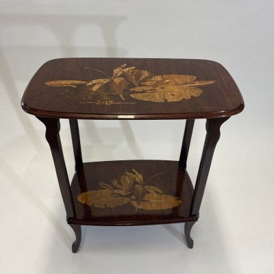 Side table by Emile Gallé, 1920s