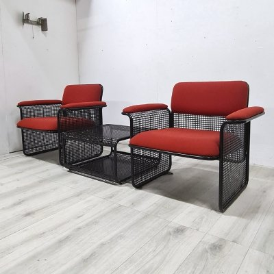 Post modern lounge set by Talin, Italy 1970s