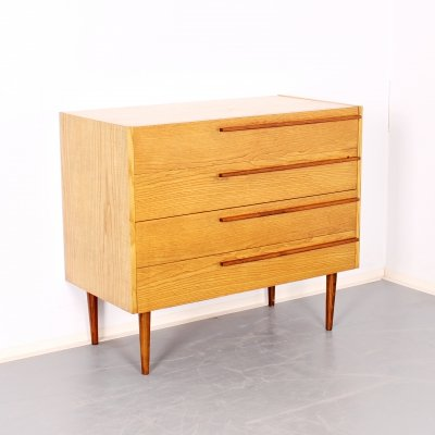UP Závody chest of drawers, 1960s