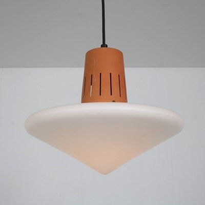 1960s Hanging lamp by Philips, Netherlands