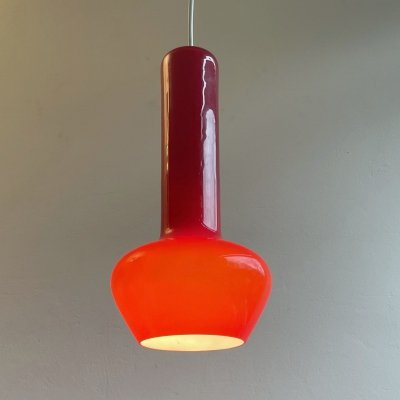 Hanging lamp by Massimo Vignelli for Venini, 1960s