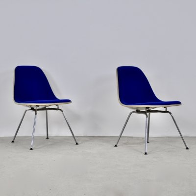 Chairs by Charles & Ray Eames for Herman Miller, 1960s