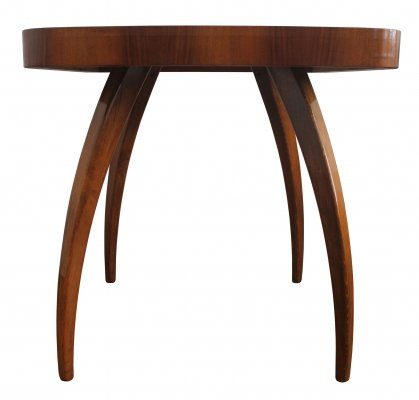 Coffee Table Type H 370 by Jindrich Halabala