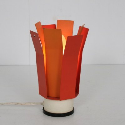 1960s Metal table / wall lamp by Philips, the Netherlands