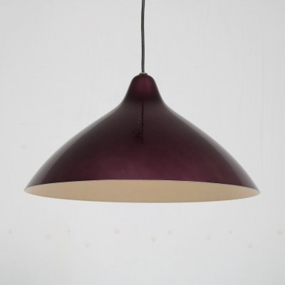 1950s Hanging lamp by Lisa Johansson-Pape for Orno, Finland