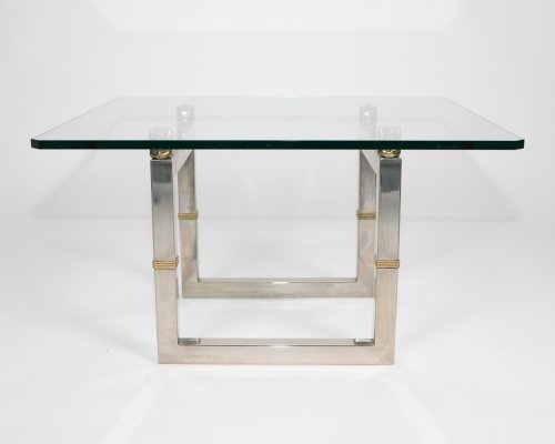 Coffee table Modell Biri T29 by Peter Ghyczy, 1980