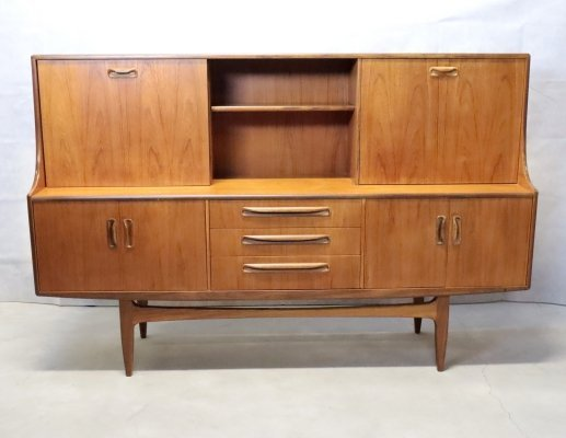G Plan cabinet from Victor Wilkins, 1960s