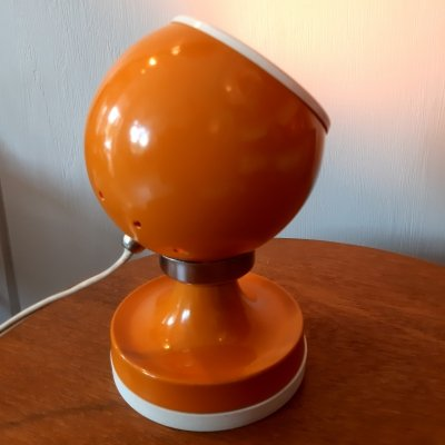 Magnetic table lamp, 1960s