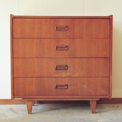 Vintage chest with drawers by VP meubelen