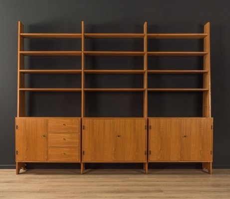 Vintage wall unit, Germany 1950s
