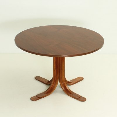 Dining Table in Walnut Wood by Cabos, Spain