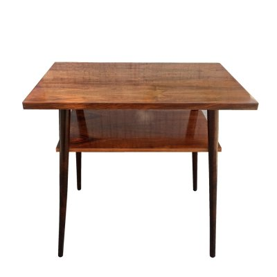 Radio / telephone table TYPE ST-2 by Carpenters Cooperative 'Forest', 1973