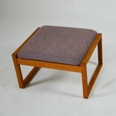 Model 2248 stool by Borge Mogensen for Fredericia