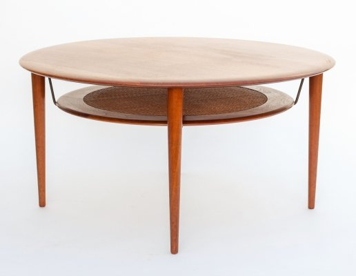 Coffee Table by Peter Hvidt & Orla Mølgaard for France & Son, 1960s
