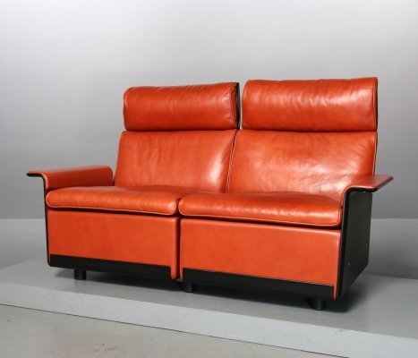 Chair Programme 620 2-Seater Sofa by Dieter Rams for Vitsoe, 1990s