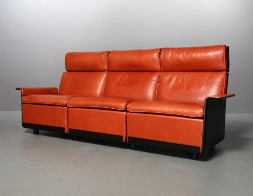 Chair Programme 620 3-Seater Sofa by Dieter Rams for Vitsoe, 1990s