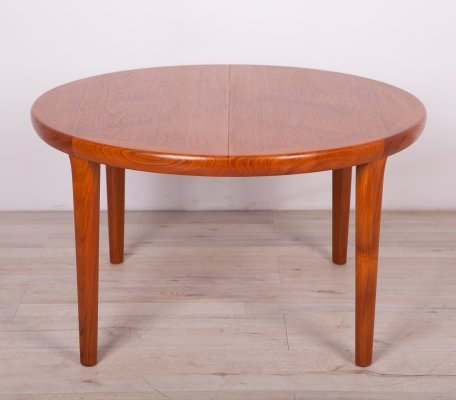 Extendable coffee table from Vejle Mobelfabrik, 1960s