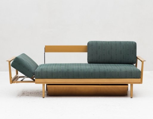 Daybed / Sofa by Wilhelm Knoll for Knoll Antimott, Germany 1950's