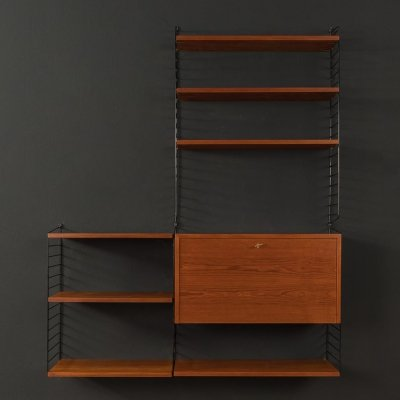 1950s Wall system by Nils Strinning