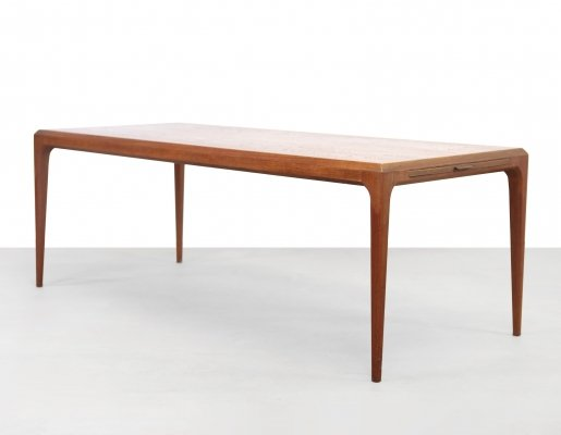 Coffee table by Johannes Andersen for C. F. Christensen Silkeborg, 1950s