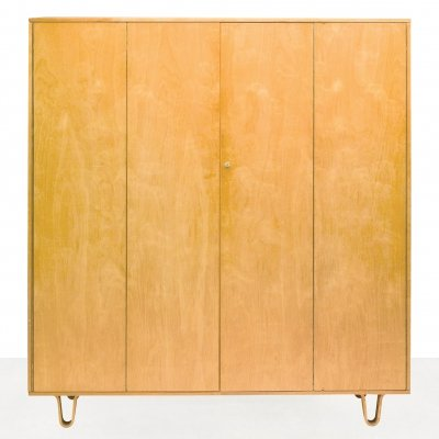 KB04 cabinet by Cees Braakman for Pastoe, 1950s