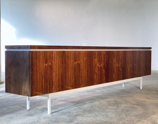 Large Mid-Century 1960s Rosewood Sideboard