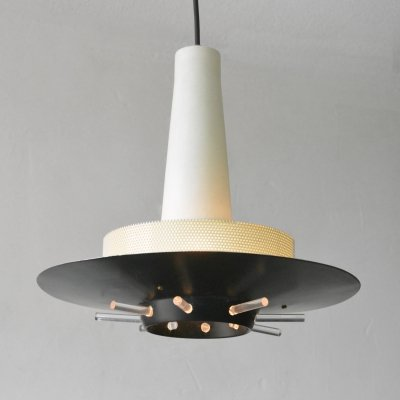Pendant lamp by Hiemstra Evenblij, 1950s