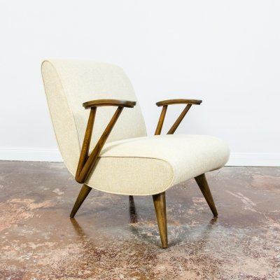 Armchair Type 300-110 by GFM, 1960s