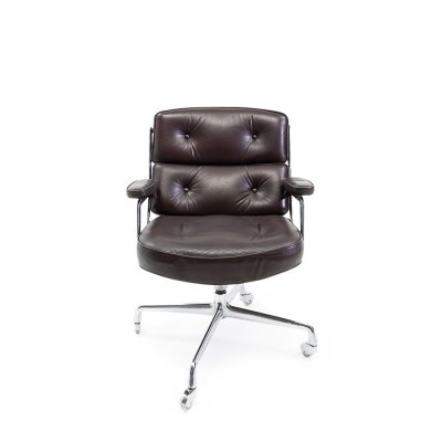 Vintage Eames Time Life Lobby or Executive Chair, 1970s