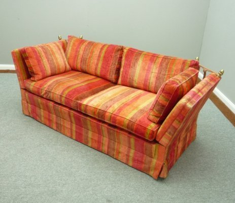 Daybed Sofa by Maison Janson, 1960s