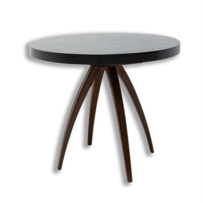 Spider table by Josef Pehr, Czechoslovakia 1940s