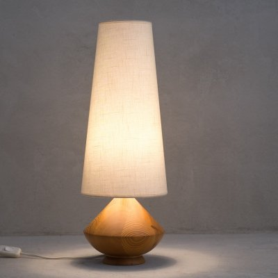 Table lamp by Lys Denmark, 1970s