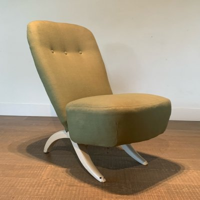 Artifort Congo chair by Theo Ruth, 1950s