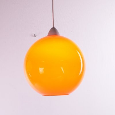 Union Hanging lamp by Alessandro Pianon for Vistosi, 1960s