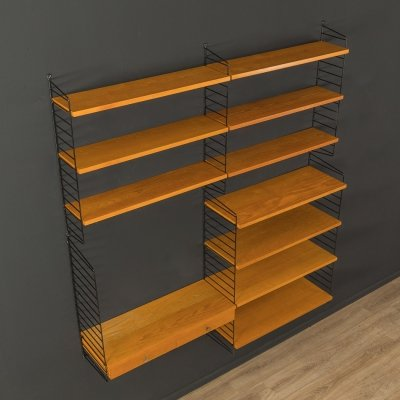 1950s wall unit by Nils Strinning