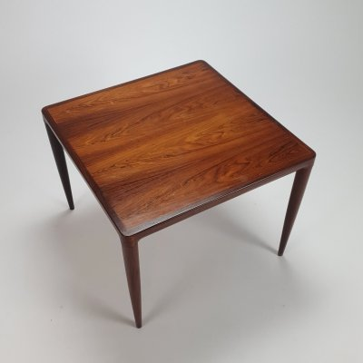 Mid Century Danish Rosewood Coffee table by H.W Klein for Bramin,1960