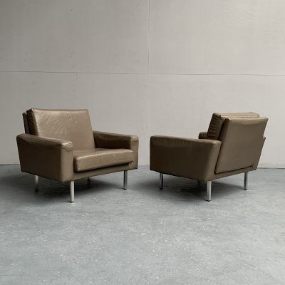400 Series club chair by Theo Ruth for Artifort, Netherlands 1950s