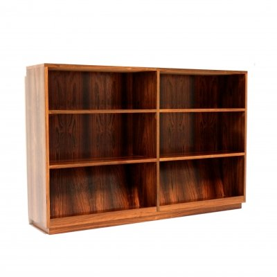 Vintage bookcase / sideboard in rosewood, 60s