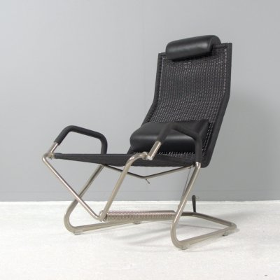 D36 'Floating chair' Axel Bruchhäuser for Tecta, Germany 1990s