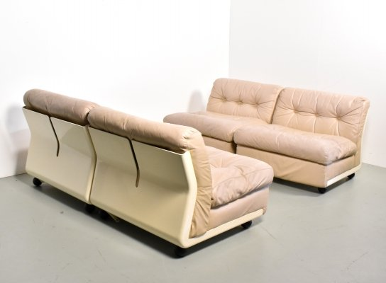 Amanta seating group by Mario Bellini for C & B Italia, 1970s