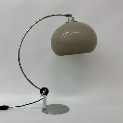 Mid-century design table lamp by Dijkstra Holland, 1970's