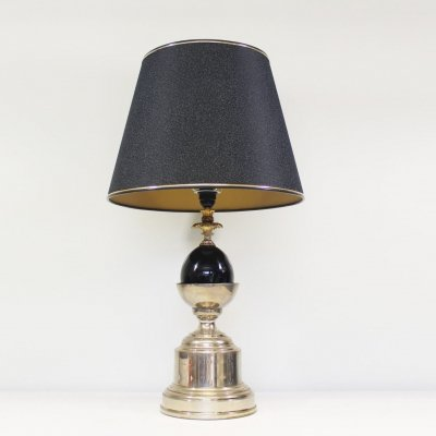 Vintage French 'Acorn' Table Lamp, 1970's