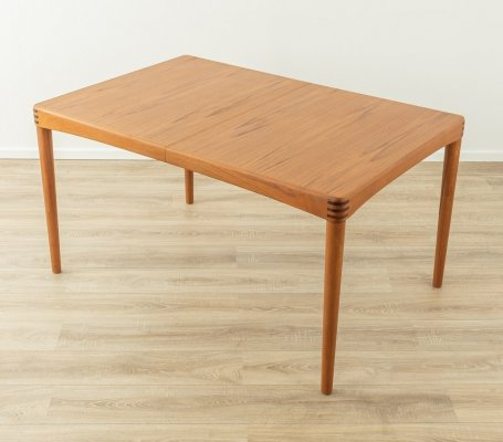 1960s dining table by Henry W. Klein for Bramin