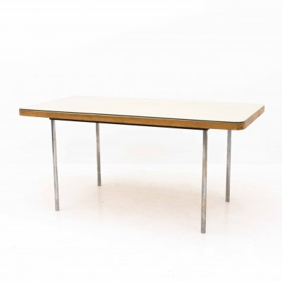Marcel Breuer Dining Table / Work Table for Wohnbedarf, 1920s