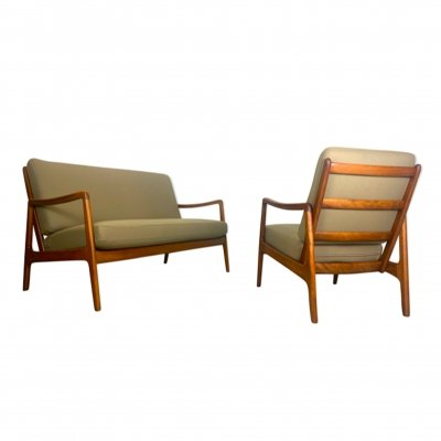 MidCentury Lounge set by Ole Wanscher 1960s