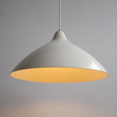 Pape hanging lamp by Lisa Johansson Pape for Stockmann Orno, 1970s