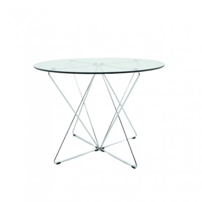 Rare Dining Table by Till Behrens for Schlubach Germany, 1983
