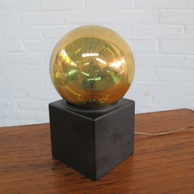 Vintage Philips table lamp, 1960s